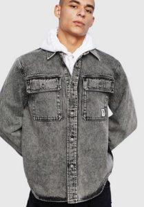 τζιν πουκαμισο diesel
