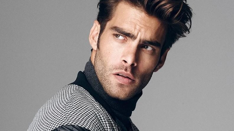 γοητευτικός άντρα έντονα φρύδια κανόνες περιποίησης άντρας