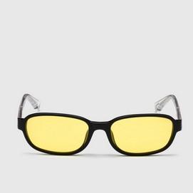 γυαλια unisex diesel κιτρινα