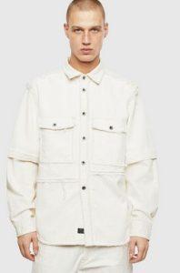 πουκαμισο με τσεπες ντιζελ