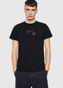 μαυρο μπλουζακι diesel