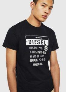 diesel μπλουζακι αντρικο