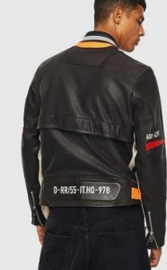 μαυρο ανδρικο μπουφαν 2020