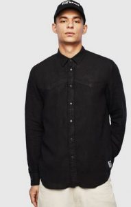 μαυρο πουκαμισο αντρικο diesel