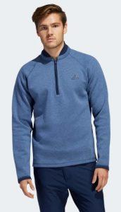 μπλε μπλούζα ανδρική adidas