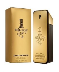 One million by Paco rabanne κολόνιες αρέσουν γυναίκες χρυσό μπουκάλι