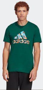 πράσινο ανδρικό t shirt
