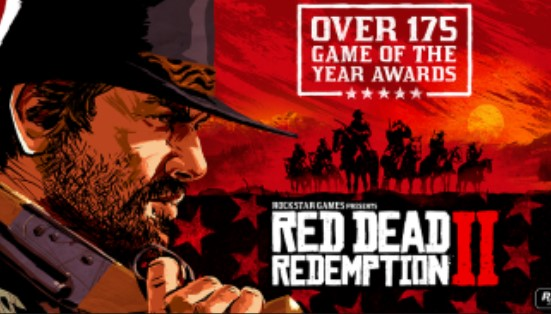 red dead redemption II, παιχνίδι PS4