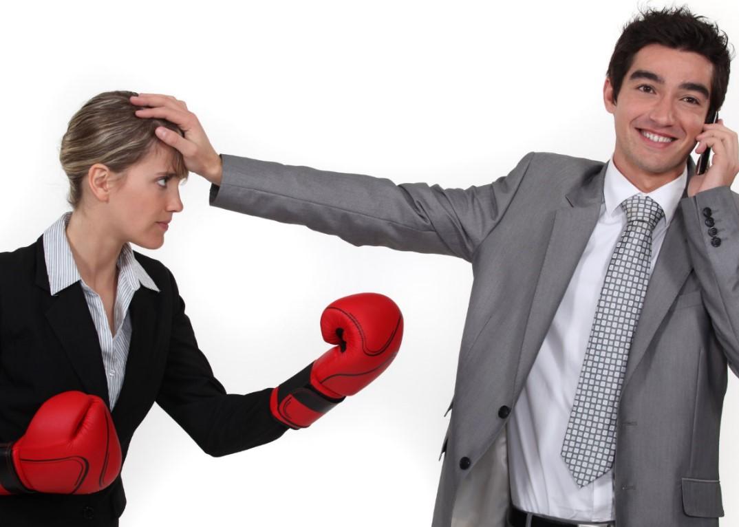 Τα σεξιστικά σχόλια δεν αρέσουν στις γυναίκες
