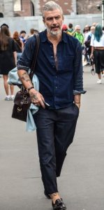 street style ντύσιμο άντρας