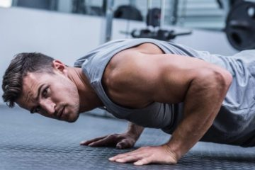 ασκήσεις για τρικέφαλο με το βάρος του σώματος