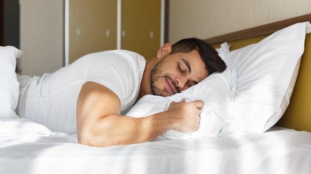 ξεκούραση ύπνος γραμμωμένο σώμα