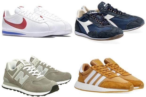 αντρικά αθλητικά παπούτσια για τρέξιμο