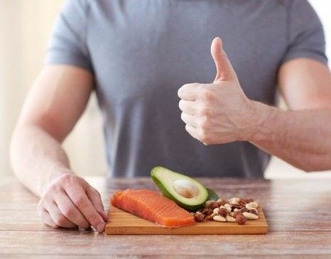 ισορροπημενη διατροφη