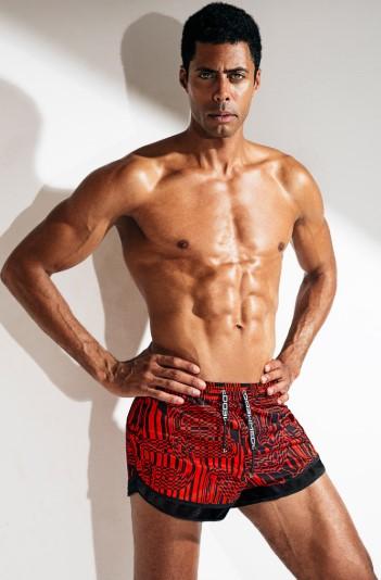 ανδρικό μαγιό matrix shorts