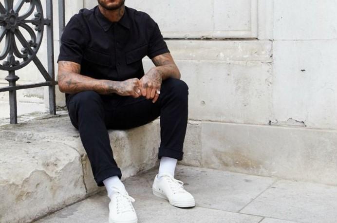 συνδυασμοί με μαύρο πουκάμισο
