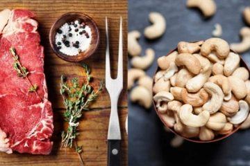 ισορροπημένη διατροφή πηγές πρωτεΐνης