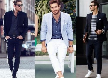 smart-casual οδηγός ντυσίματος