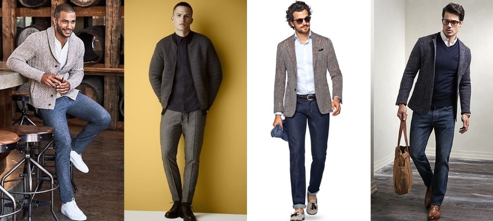 smart-casual outfits