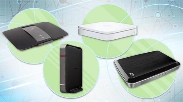 συσκευές router wi-fi