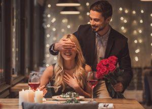 ζευγάρι βγαίνει ραντεβού
