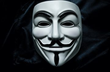 online hacktivist group Anonymous
