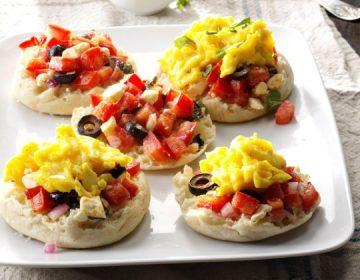 ντομάτα για πρωινό