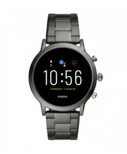 Smartwatch FOSSIL Carlyle FTW4024 Silver/Silver