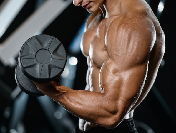 ανέπτυξε τις αδύναμες μυϊκές ομάδες του σώματός σου