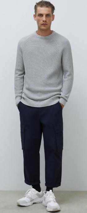 ανδρικές χειμερινές μπλούζες zara 2021