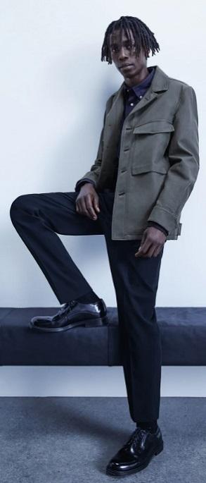ανδρικά μπουφάν παλτό χειμώνας 2021