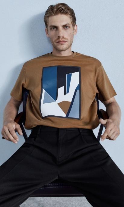 φθινοπωρινές μπλούζες zara για άντρες