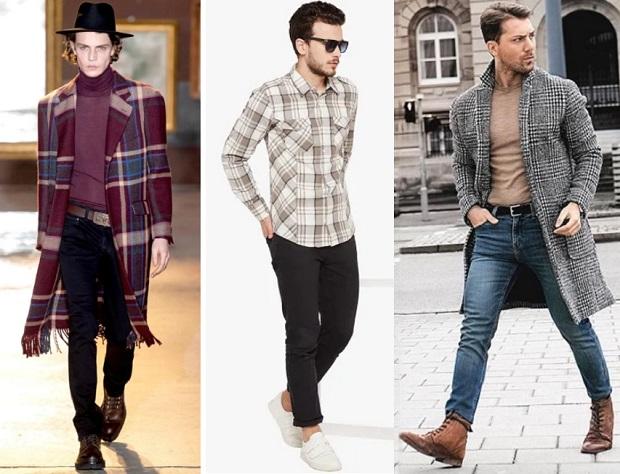trends ανδρικά ρούχα φθινόπωρο χειμώνας 2021