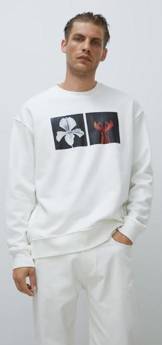 ανδρικές χειμωνιάτικες μπλούζες με στάμπα