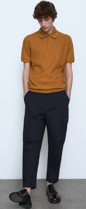 πικέ polo μπλούζα the-man.gr