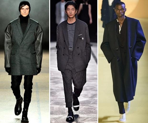 χειμερινά oversized αντρικά ρούχα 2021