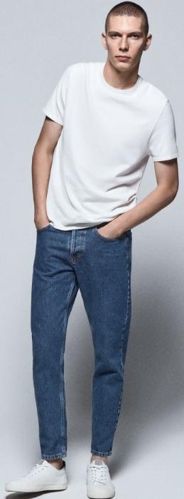 ανδρικά jean παντελόνια χειμώνας 2021