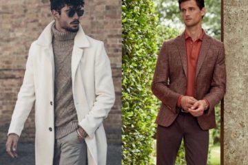αντρικά ρούχα για το φθινόπωρο και τον χειμώνα
