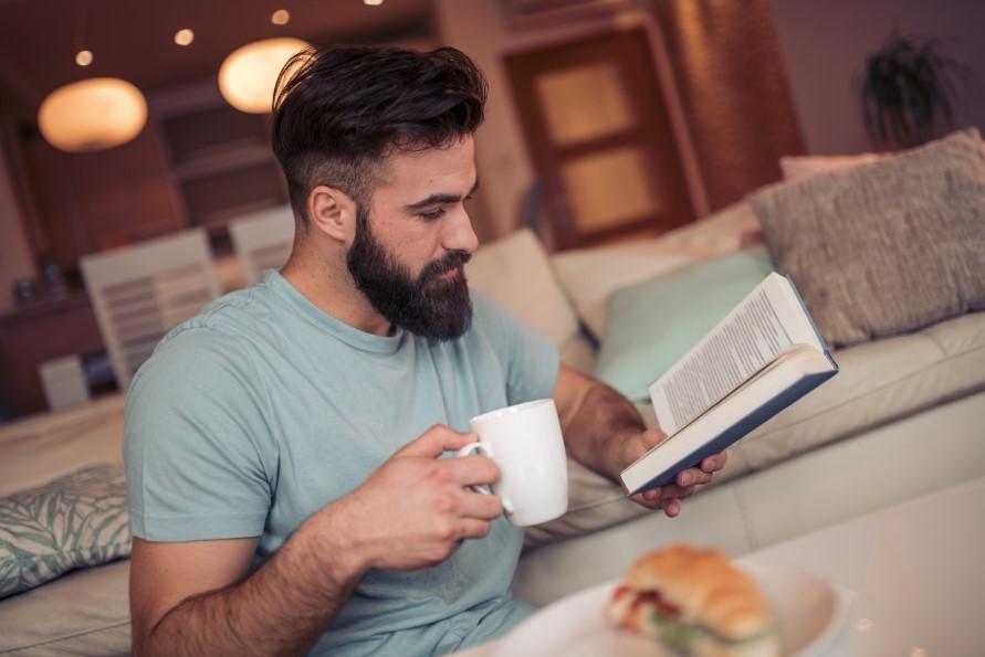 διάβασμα βιβλίου