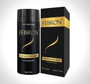 febron πούδρα μαύρη συσκευασία