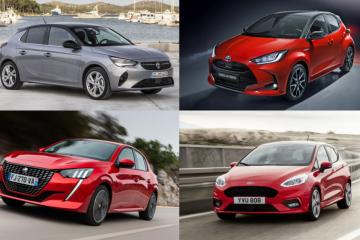 10 μικρά αυτοκίνητα που συνδυάζουν οικονομία στην κατανάλωση και επιδόσεις