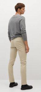 μπεζ αντρικό παντελόνι