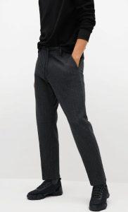 ριγέ αντρικό παντελόνι