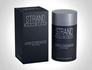 strand maximizer μαύρο μπουκάλι μαλλιά
