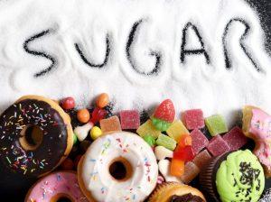 τρόφιμα επεξεργασμένη ζάχαρη