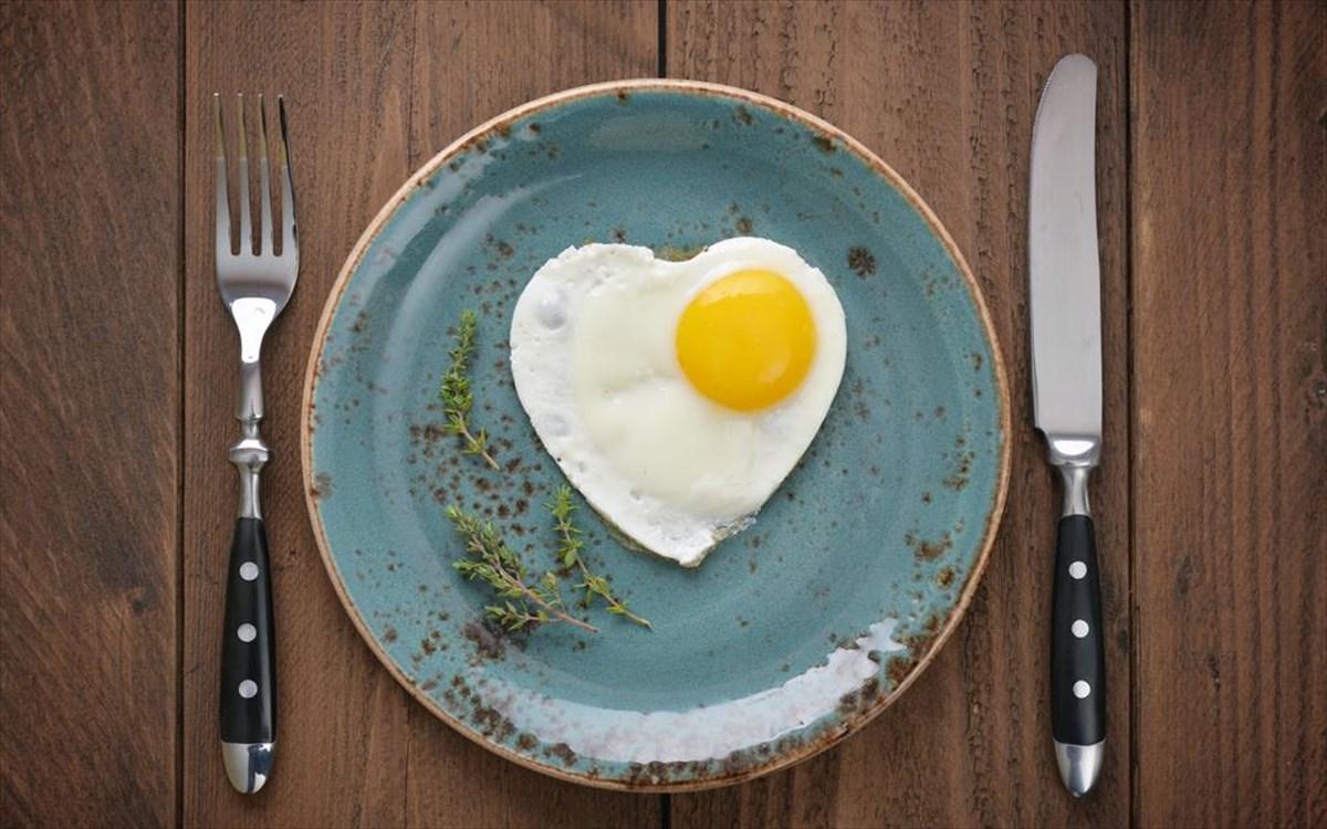 Λάθη στο πρωινό: αυγό-πηγή πρωτεΐνης