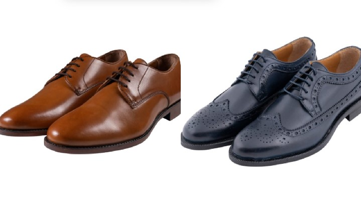 brogue derby παπούτσια