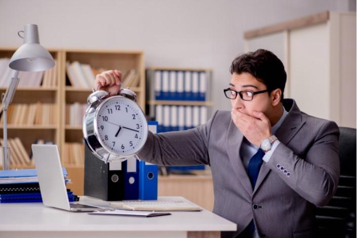 Λάθη στο πρωινό: βιάζεσαι επειδή είσαι πολυάσχολος