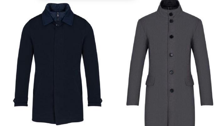καπαρντίνα παλτό