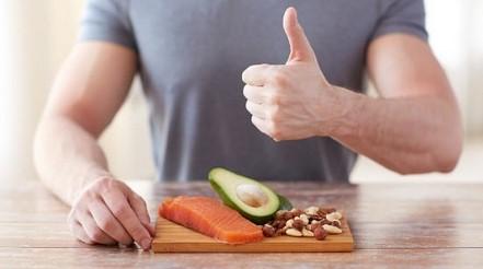 σολομος σωστη διατροφη